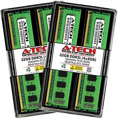 48GB 12x4GB DDR3 PC3-10600R ECC Reg Server Memory RAM Dell PowerEdge R420