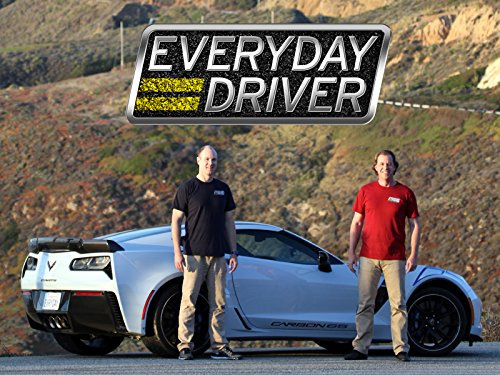 Everyday Driver on Amazon Prime Video UK