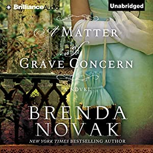 A Matter of Grave Concern Audiobook