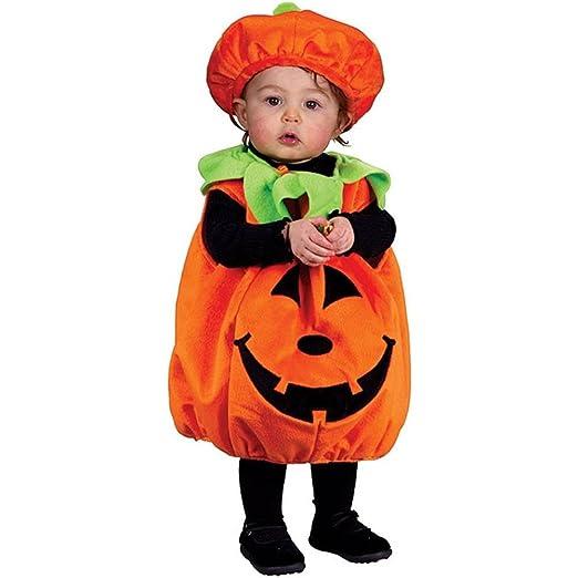 c40bb12fa Amazon.com: Punkin Cutie Pie Costume, Infant (Ages up to 24 months ...
