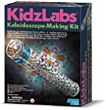 4M Dam 5603226 - Jeu de construction - Kidzlabs - Kit de Fabrication Kaleidoscope