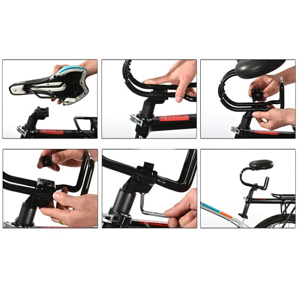 VORCOOL Sill/ín de Bicicleta Sin Nariz C/ómodo Amortiguador de Amortiguador de Asiento de Bicicleta Cubierta para Ciclismo