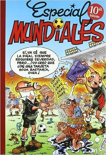 Especial Mundiales Números especiales Mortadelo y Filemón B CÓMIC: Amazon.es: Ibáñez, Francisco: Libros