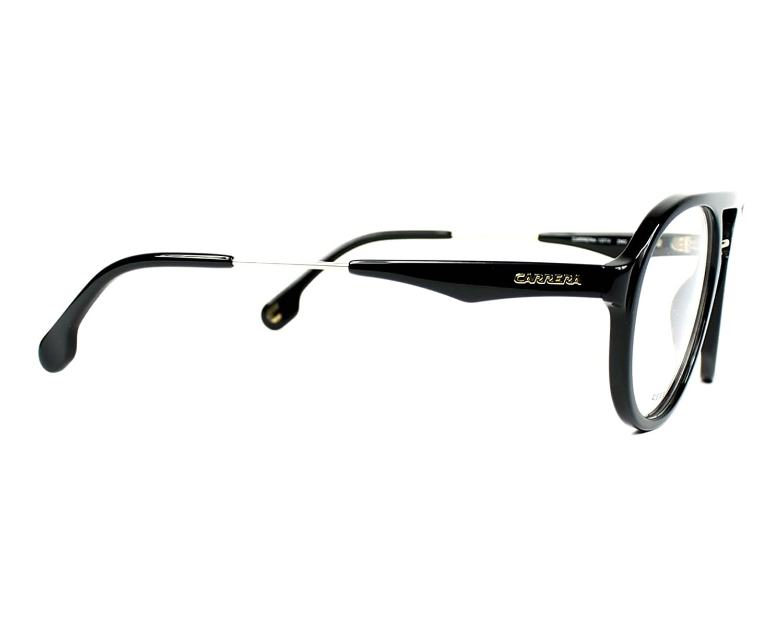 14a838f16fd Amazon.com  Eyeglasses Carrera 137  V 02M2 Black Gold  Clothing