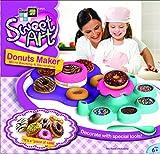 AMAV Toys- Edible Sweet Art for Kids. Donut Maker