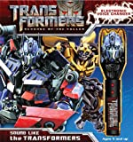 Revenge of the Fallen Voice Changer, Transformers Staff and Reader's Digest Staff, 0794418880