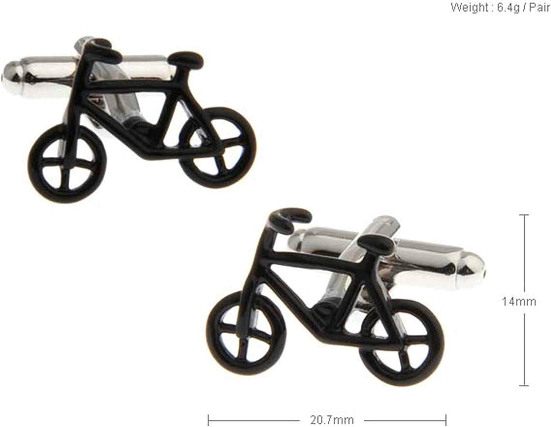 2 Piezas Gemelos Novio Gemelos Hombre Bicicleta Gemelo para Hombre ...