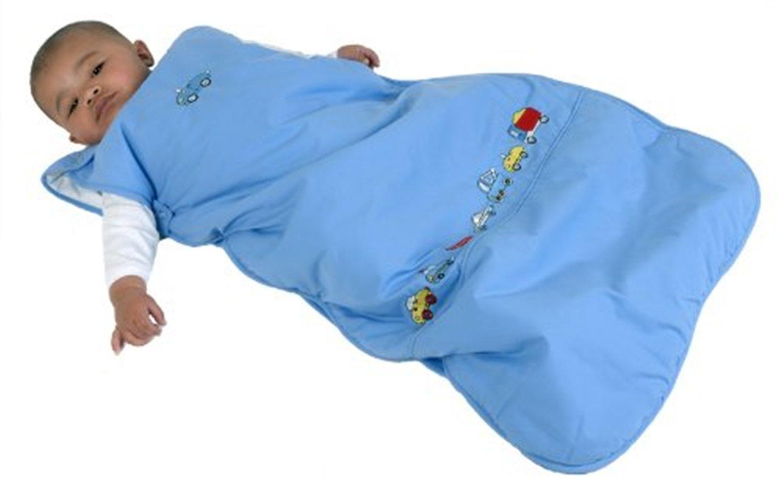 Dream Bag Saco de dormir de coches azul azul Talla:6-18 months 1.0 Tog: Amazon.es: Bebé