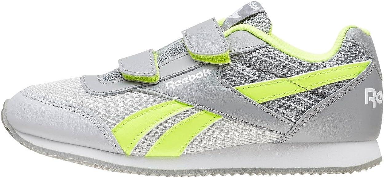 Reebok BD4007, Zapatillas de Trail Running para Niños, Gris (Gris (LGH Solid Grey/Flat Grey/Solar Yellow), 27.5 EU: Amazon.es: Zapatos y complementos