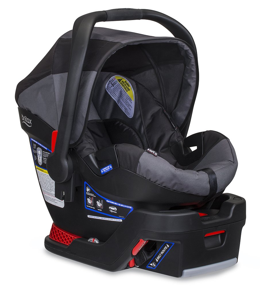 Amazon.com : BOB B Safe 35 Infant Car Seat, Black : Baby