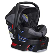 BOB B Safe 35 Infant Car Seat, Black