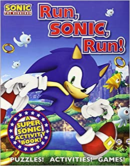 Sonic the Hedgehog Activity Book: Macmillan Children's ...