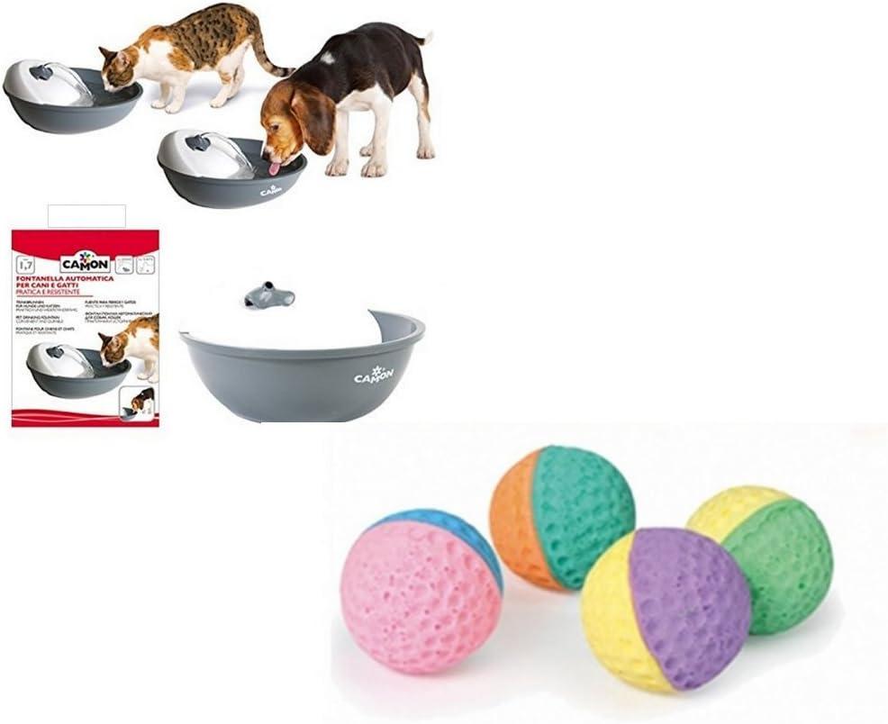 Camon fuente automatica para perros y gatos Cuidado fácil y ...