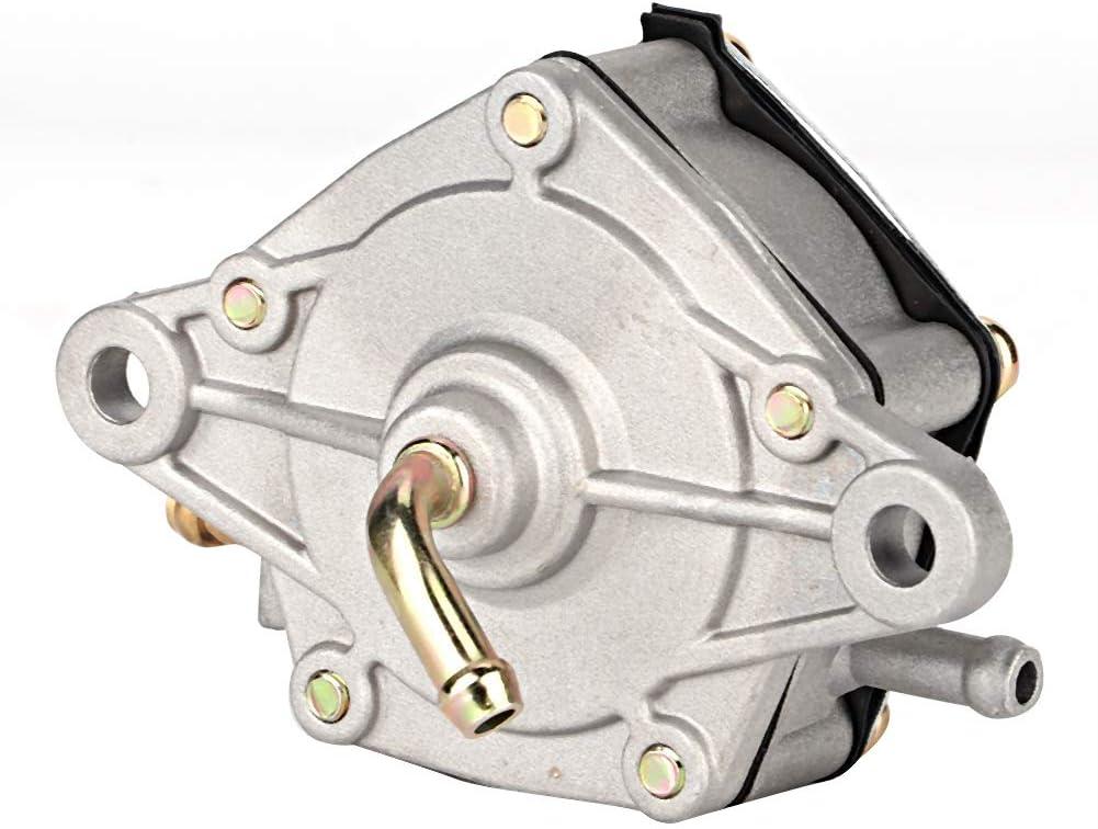 19B10 ALT50 ALT125 ALT185 LT125 LT185 LT230GE LT-F230 LT250EF LT4WD LT-F250 LT-F4WD LT-F4WDX LT300E LT-F300 Fuel System Engine Replacement Parts Terisass Fuel Pump Fit for Suzuki