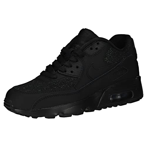 online store 1a52a 8b94d NIKE Womens Air Max 90 Se Mesh (Gs) Competition Running Shoes, Black  (BlackBlackAnthracite 002), 2.5 UK (35.5 EU) Amazon.co.uk Shoes  Bags