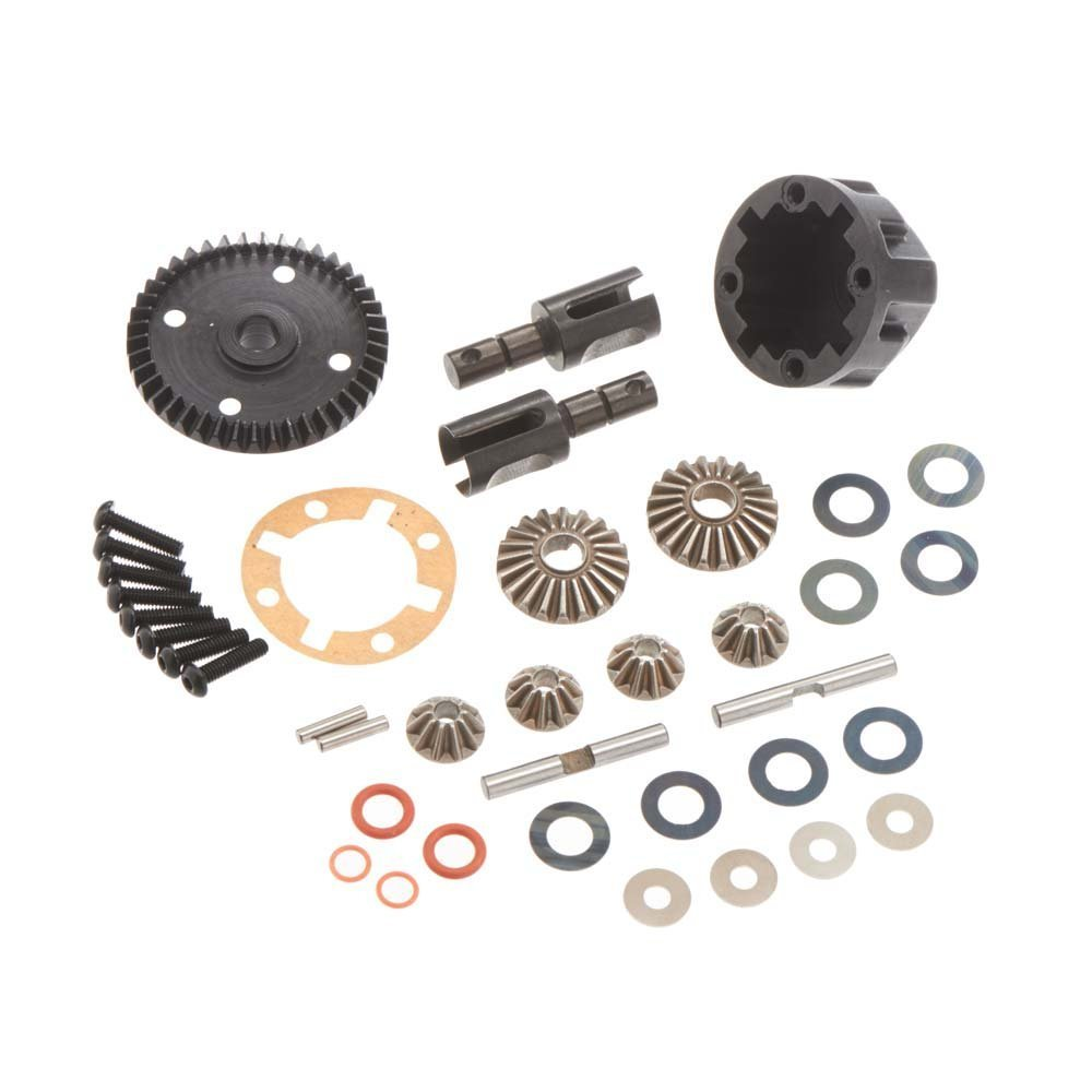 ASSOCIATED 9948 FT Front/Rear Diff Gear B44.3 by Associated