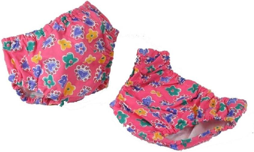 Blue or Pink Water Gear Reusable Baby Swim Diaper