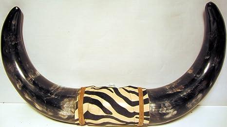 Cornamenta de decoración (1 - Cuernos de Toro Toro - Cuerno ...