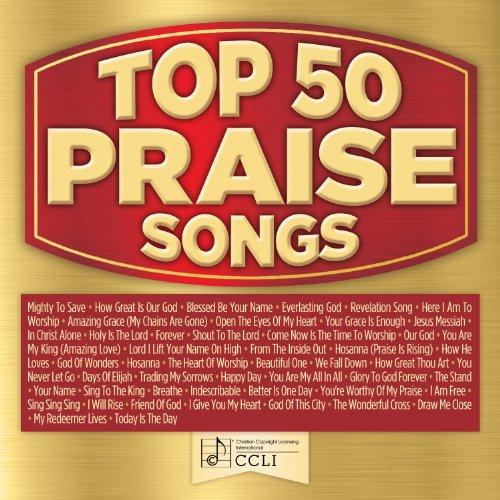 Top 50 Praise Songs [3 CD] - Praise Cd Songs