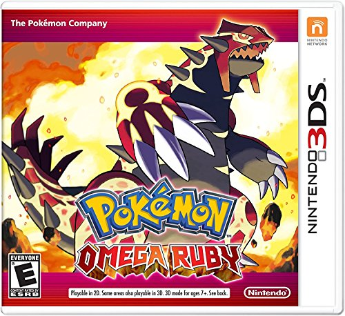 Nintendo Event Hoopa LVL 50 - 3DS (X/Y/Omega Ruby/Alpha S...