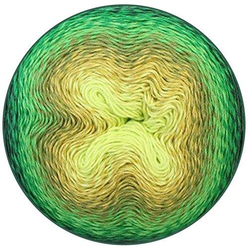Scheepjes Yarn Whirl (780 - Key Lime Pi)