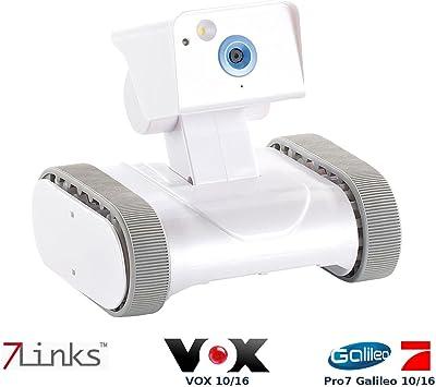 Robot de seguridad 7links: dispositivo para la seguridad del hogal HRS-1 con vídeo de alta definición y control remoto a nivel global.: Amazon.es: Bricolaje y herramientas