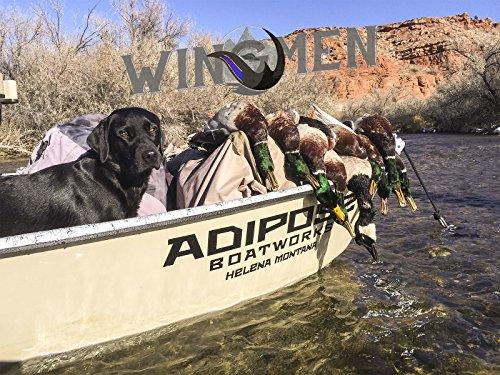 (Drift Hunting Ducks in Wyoming, A DIY Public Land Waterfowl Hunt)