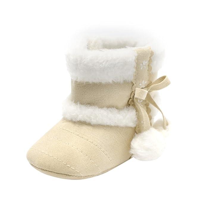 Zapatos de Invierno, Primer Paso para los niños, Baby Girl Boy Pelotas