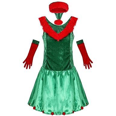SJHJA Capa De Princesa Disfraces De Disfraz De Navidad Sexy ...