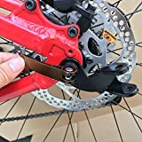 ODIER Bike Trailer Hitch Bicycle Steel Hitch