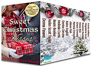 book cover of Sweet Christmas Kisses