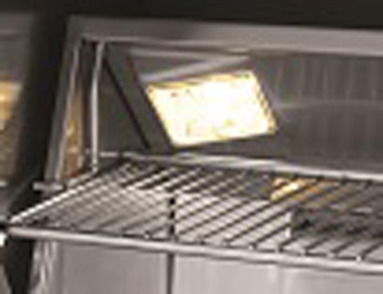 Fire Magic E660s-4E1P-62-W Echelon Diamond E660s Propane Gas Grill with Single Side Burner and Magic View Window On Cart by Fire Magic (Image #5)