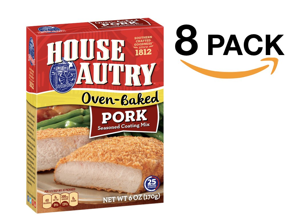House-Autry Gluten-Free Extra Crispy Pork Breader (8 PACK) by House-Autry (Image #2)