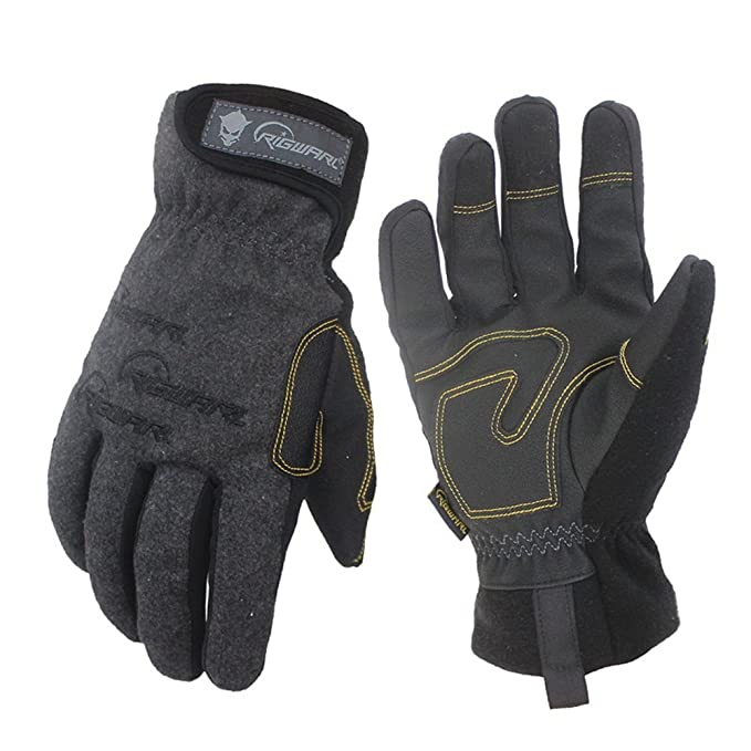 Winter Insulated Gloves - Tactical Fleece Gloves - Military Cold Weather  Gloves 6ef99bbea2c7