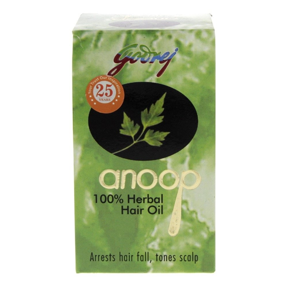 Godrej Anoop Herbal Hair Oil