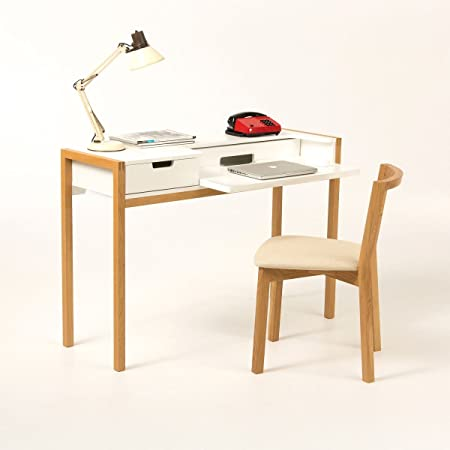 Perfect Farringdon Desk U2013 Woodman Woodman White Home Design Ideas
