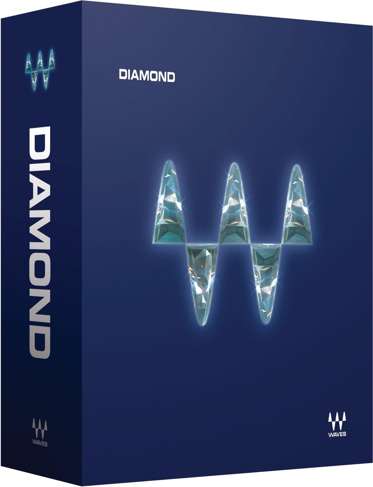 Waves Diamond Plug In Bundle (Native) by Waves