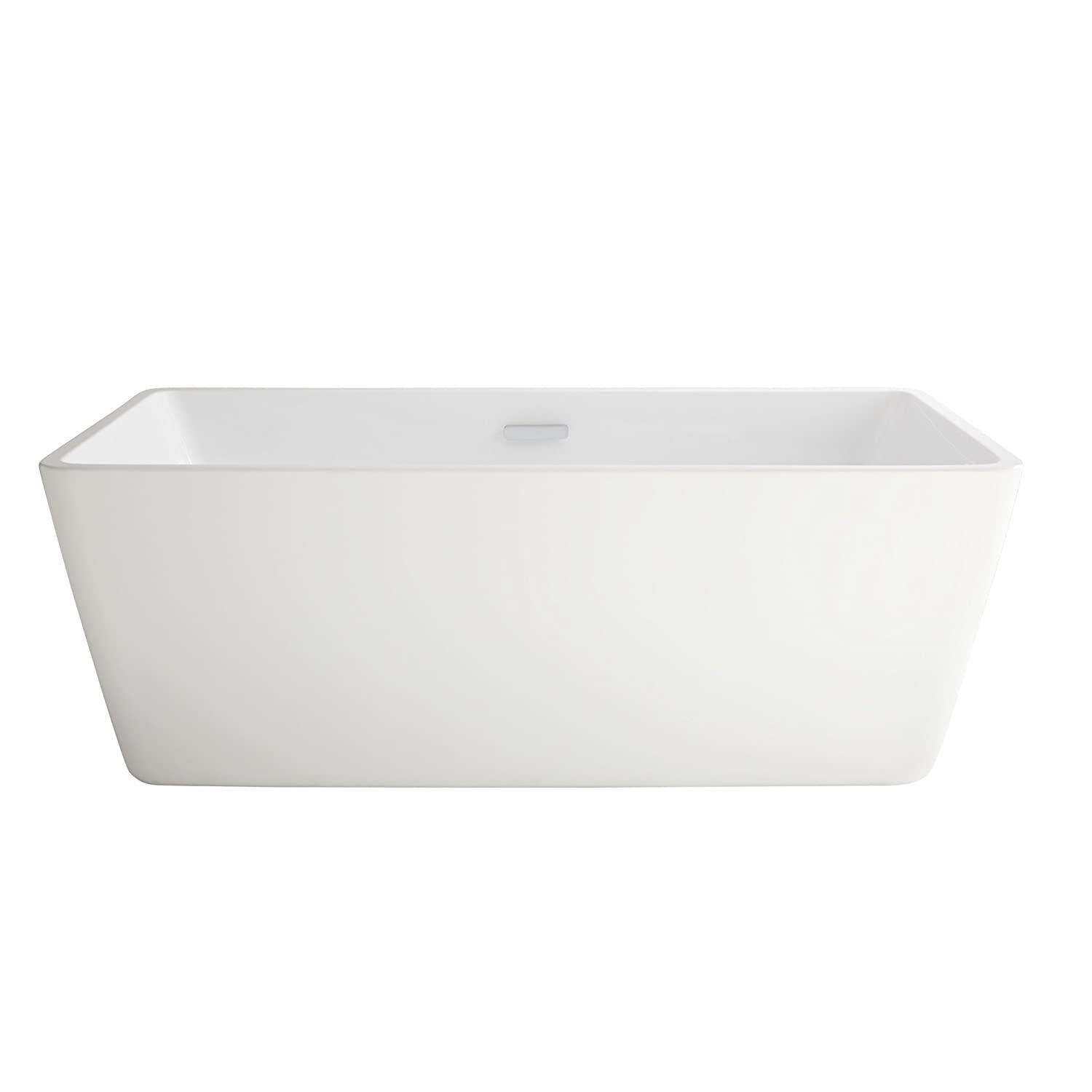 garden ove overstock american free product bathtub home rachel shipping tub standard inch freestanding decors today