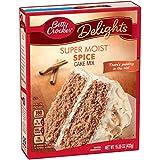 Betty Crocker Super Moist Cake Mix Spice, 15.25 Ounce