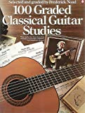 One Hundred Graded Classical Guitar Studies, , 0711906122