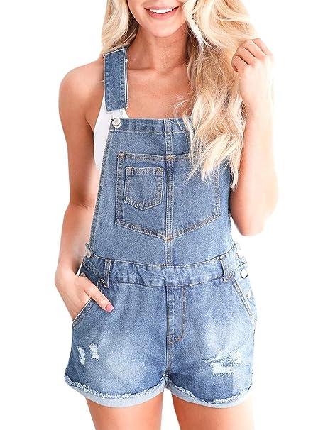 Amazon.com: Chimikeey - Pantalones cortos para mujer, diseño ...