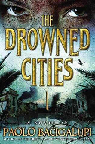 book cover of The Drowned Cities
