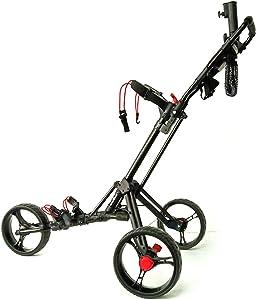 SHUI Mini Carrito De G??f Infantil con Ruedas, Push G??f Trolley, Artículos Deportivos De Lujo