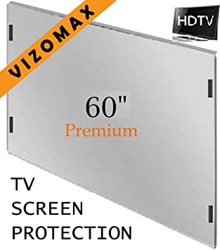 55 pulgadas Vizomax protector de pantalla de la televisor LCD LED ...