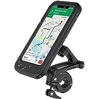 Soporte para Celular Bicicleta - Soporte para Teléfono Móvil para Motocicleta con Pantalla Táctil - Universal…