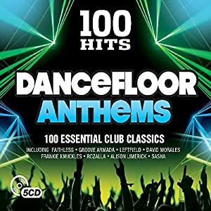 100 hits dancefloor anthems music