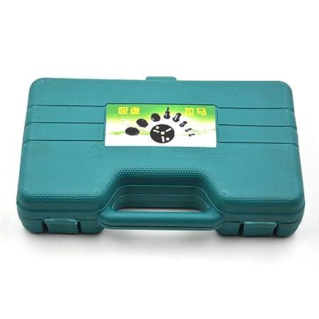 nikauto 1 Set Verde automotriz aire acondicionado Compresor Cluth Remover Extractor intaller herramienta: Amazon.es: Coche y moto