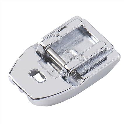 Prensatelas Pie para máquina de coser Zipper, Cremallera totalmente invisible CY-7306A