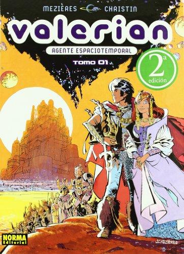 Descargar Libro Valerian, Agente Espaciotemporal 1 Pierre Christin