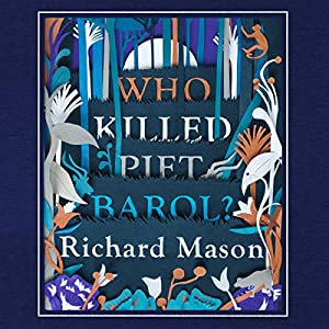 Who Killed Piet Barol? Audiobook